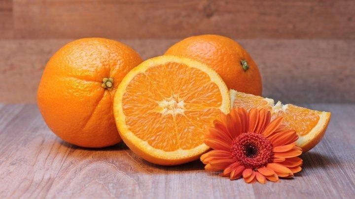 Pomarančový esenciálny olej
